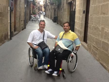 Turismo accesible guardia