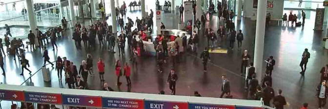Imagen del Mobile World Congress./ Centac.