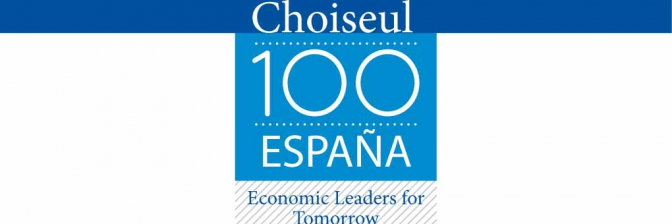 Choiseul 100 España 2018: Economic Leaders for Tomorrow.