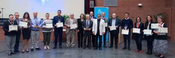 Entrega de los Premios Internacionales Desing for All Foundation